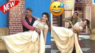 Zafri Khan , Nasir Chinyoti and Khushboo New Pakistani Funny Stage Drama 2019