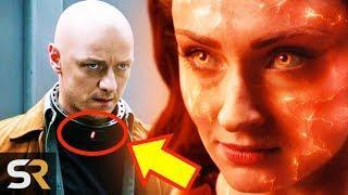 Dark Phoenix Trailer Breakdown - X-Men Easter Eggs Revealed
