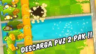 DESCARGA PVZ 2 PAK 2018 CON NUEVOS SOUNDTRACKS!! Por drive:D/ Mega Pea