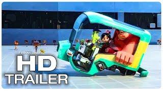 WRECK IT RALPH 2 Ralph Is Fat Funny Scene Trailer (NEW 2018) Disney Animated Movie HD