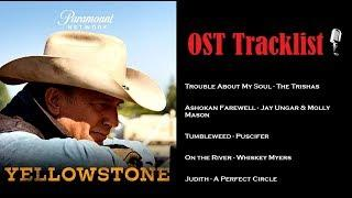 Yellowstone Soundtrack | OST Tracklist