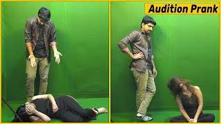 Audition Prank on Girls | The HunGama Films