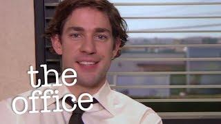 Jim's Red Wire Prank On Dwight  - The Office US