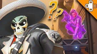Playing Sombra Hide & Seek! Overwatch Funny & Epic Moments 475