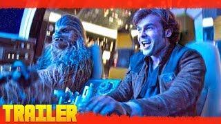 Han Solo: Una Historia de Star Wars (2018) Nuevo Tráiler Oficial #2 Español