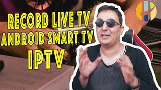 SMART IPTV Recording LIVE TV SPORTS Recording with IPTV EXTREME PRO APK