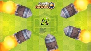 MOMENTOS ENGRAÇADOS TOUCHDOWN CLASH ROYALE | FUNNY MOMENTS TOUCHDOWN!