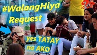 """Buntis kapatid ko? yes TATAY na ako"" (Prank) | #WalangHiya Request"