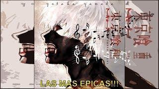 Los Soundtracks Mas Épicos y Maravillosos de Tokyo Ghoul!!!