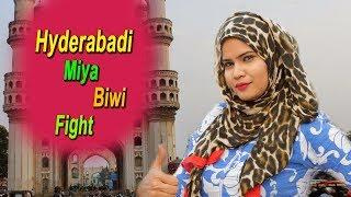 Hyderabadi Miya Biwi Fight Latest Funny Comedy   Directed By Nowshad Khan