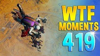 PUBG Daily Funny WTF Moments Highlights Ep 419