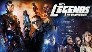 Legends of Tomorrow Soundtrack: Season 1.Episode 09 - Previous Training