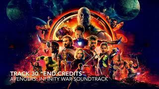 "Avengers: Infinity War Soundtrack - TRACK 30: ""End Credits"""