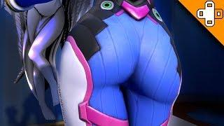 BOOTYWATCH! Overwatch Funny & Epic Moments 470