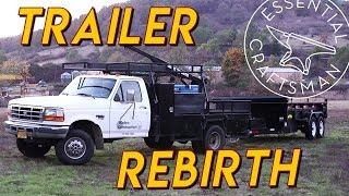 Dump Trailer Repairs and Improvements