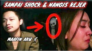PRANK POCONG KE PACAR SAMPAI SHOCK & NANGIS!!!