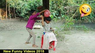 Funny Videos 2018_Try Not To Laugh????_Epsi 09_Pagla MaMa
