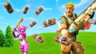 BEST C4 TRICK EVER! - Fortnite Fails & Epic Wins #30 (Fortnite Funny Moments Compilation)