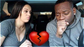 BREAKUP PRANK ON APRIL FOOLS DAY ????