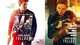 Mission Impossible Fallout, 18, Kashmir, Soundtrack, Lorne Balfe