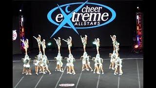 Cheer Extreme Sr Elite NCA Day 2 ~ SINGLE CAM VIEW