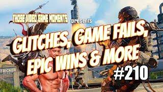 Glitches, Game Fails, Epic & Funny Gaming Moments (Black Ops 4, WWE 2K19, AC Odyssey & more!) #210 ?