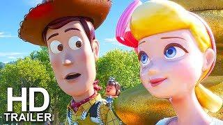TOY STORY 4 Official Trailer (2019) Disney Movie HD