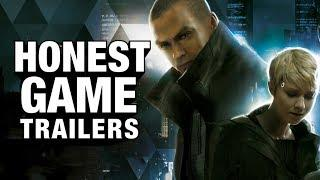 DETROIT BECOME HUMAN (Honest Game Trailers)