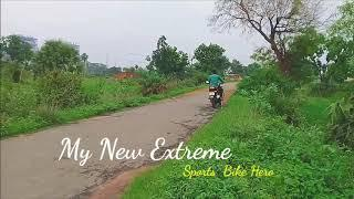 My New Extreme Sports Bike Video By Likun