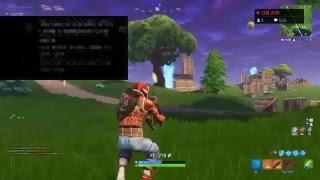The CUBE is hitting and Moving To Tilted Towers! Super Fast Console Player + Vbucks Giveaway