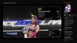 WWE from Greenville, SC 2/24/19 redux