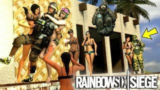 Rainbow Six Siege - Random Moments #39 (Funny Moments Compilation)