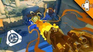 BOMBS AWAY! Overwatch Funny & Epic Moments 430