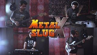 Soundtrack Metal Slug X - Judgement Cover by Sanca Records