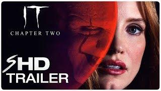 IT: CHAPTER 2 Teaser Trailer Concept (2019) James McAvoy, Jessica Chastain Horror