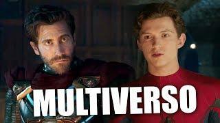 Análisis al nuevo trailer de Spider-Man: Far From Home