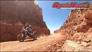 2018 Honda Africa Twin Adventure Sports First Test