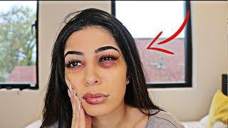 I GOT BEAT UP PRANK ON MY BOYFRIEND!!!