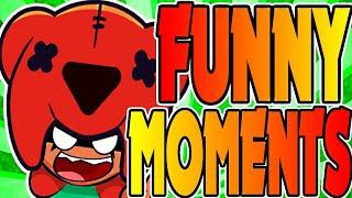 FUNNY MOMENTS & HIGHLIGHTS! - Brawl Stars