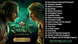 GWENT: The Witcher Card Game (Original Game Soundtrack) | Full Album