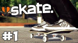 Never Ending Tutorial: The Game | Part 1: EA Skate 1