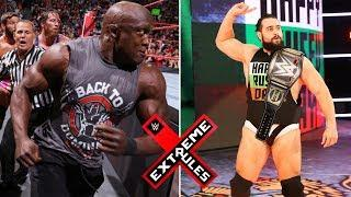 WWE EXTREME RULES 2018 FULL MATCH PREDICTIONS