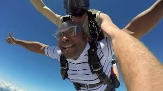 Tandem Skydive| Calven from Madison AL