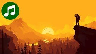 FIREWATCH Music & Ambience ???? Calm after the Storm (Firewatch Soundtrack | OST)