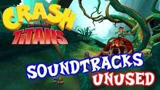 CRASH OF THE TITANS -  COMPLETE SOUNDTRACKS