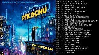 Pokémon Detective Pikachu Soundtrack (Original Score)