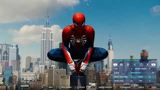 Marvel's Spider Man • Photo Mode 4K UHD Trailer • PS4