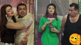 Nasir Chinyoti, Gulfam and Sobia Khan ????????Funny New Pakistani Stage Drama