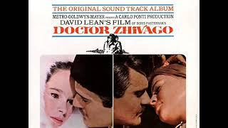 1965 Doctor Zhivago-Lara's Theme - Orig. Soundtrack, conducted by Maurice Jarre