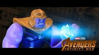 LEGO Avengers: Infinity War - Trailer 2 Re-Creation
